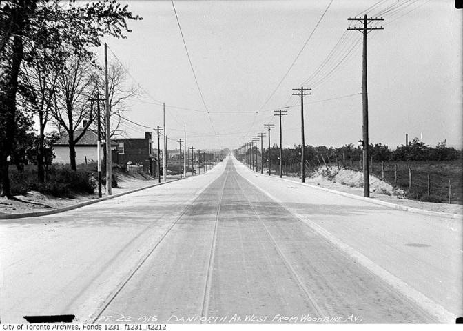 Danforth Avenue
