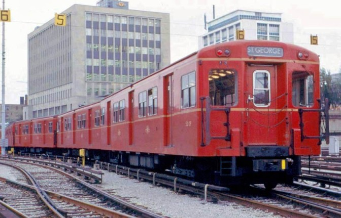 TTC in the 1960s and 1970s