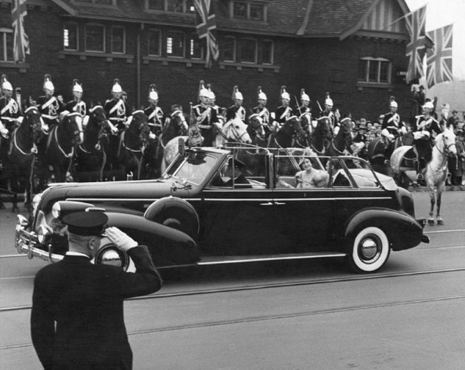 Royal Visit of May 1939
